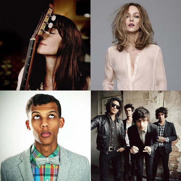 French Music Blog : Today's Top French Songs and Singers